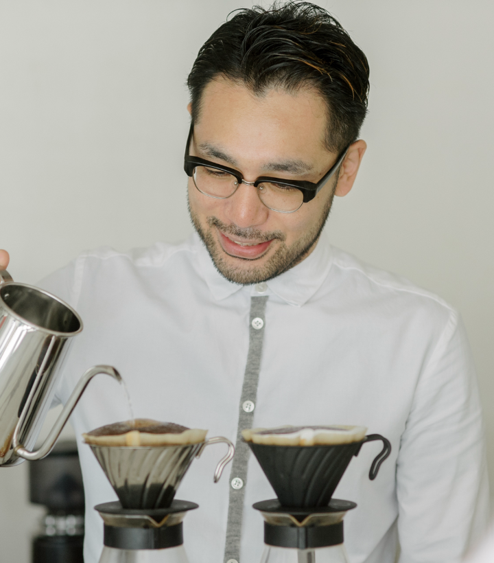 BON COFFEE's master